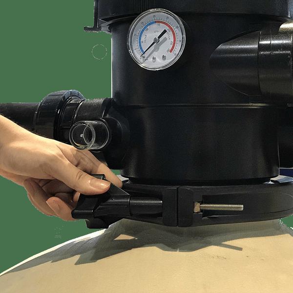 فیلتر شنی استخر ایمکس مدل MFV17