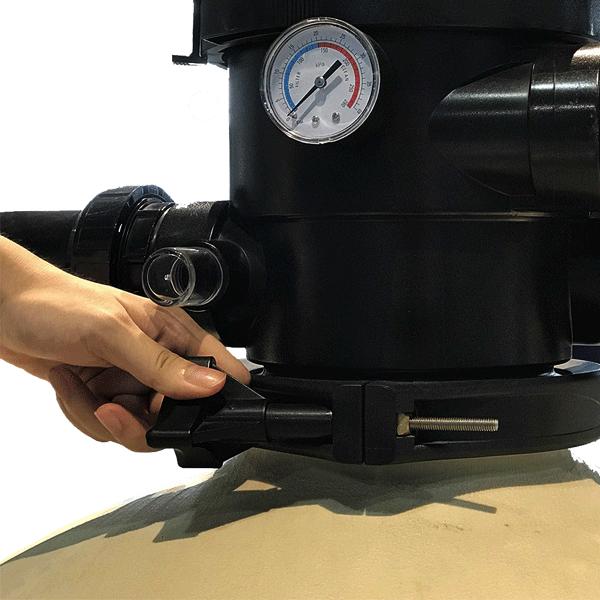 فیلتر شنی استخر ایمکس مدل MFV35